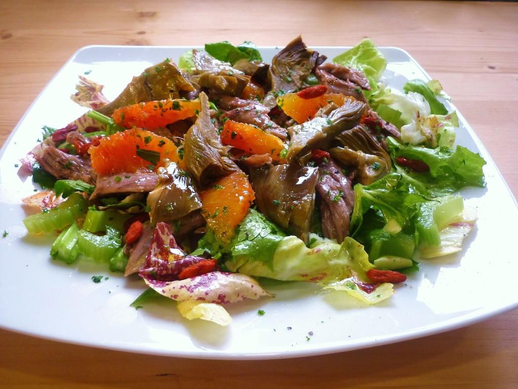 Tacchino in insalata 2